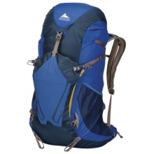 Gregory Fury 40 Backpack in Cobalt Blue - Closeouts