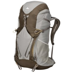 Gregory Fury 40 Backpack in Granite Grey