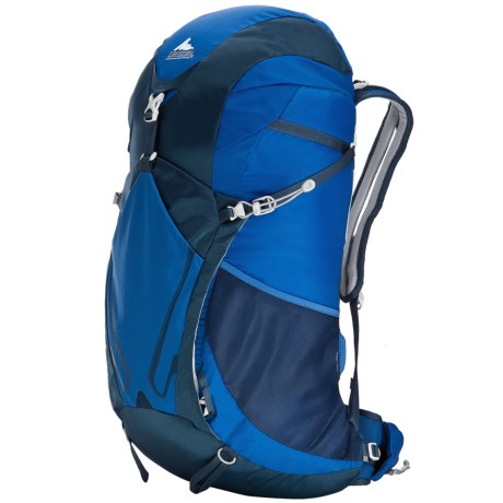 Gregory Fury 40 Backpack in Reflex Blue