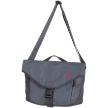 Gregory Graph 10 Messenger Bag in Carbon Grey - Closeouts