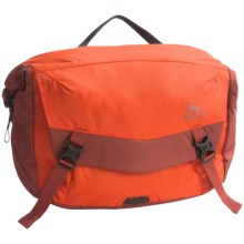 Gregory Graph 18 Messenger Bag in Radiant Orange - Closeouts