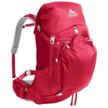 Gregory J33 Backpack - Internal Frame (For Women) in Astral Red - Closeouts