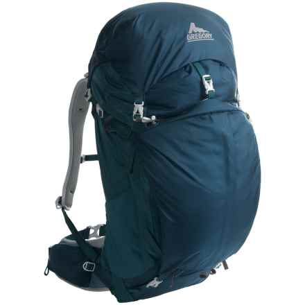 Gregory J53 Backpack - Internal Frame (For Women) in Twilight Blue - Closeouts