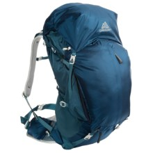 Gregory J63 Backpack - Internal Frame (For Women) in Twilight Blue - Closeouts
