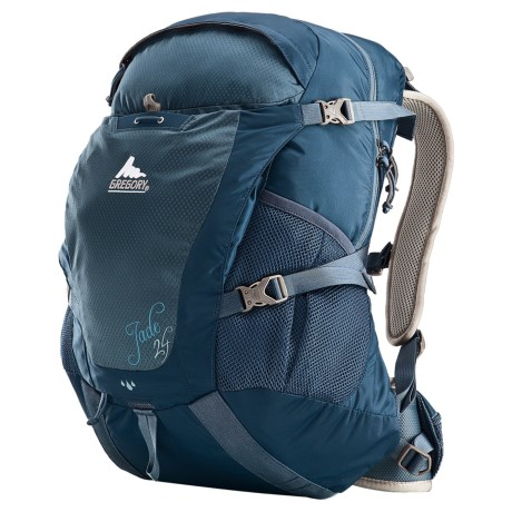 Gregory Jade 24 Backpack - Internal Frame (For Women) in Nordic Blue