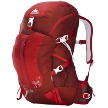 Gregory Jade 28 Backpack - Internal Frame (For Women) in Lava Red - Closeouts