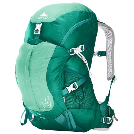 Gregory Jade 28 Backpack - Internal Frame (For Women) in Teal Green