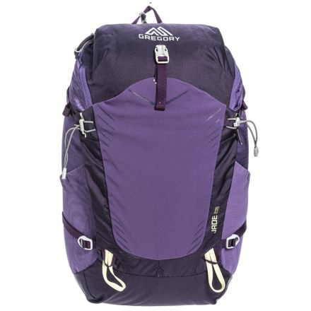 2dc0c4d755 Gregory Jade 28L Backpack - Internal Frame (For Women) in Mountain Purple -  Closeouts