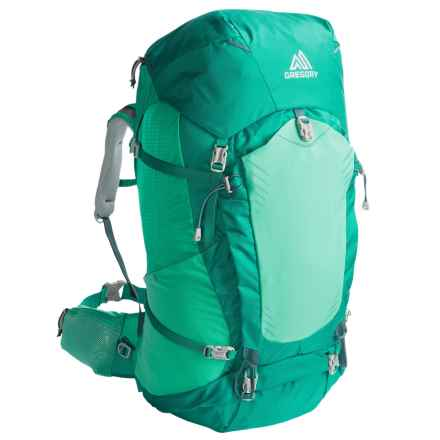 Gregory Jade 53 Backpack (For Women) in Tropic Teal - Closeouts
