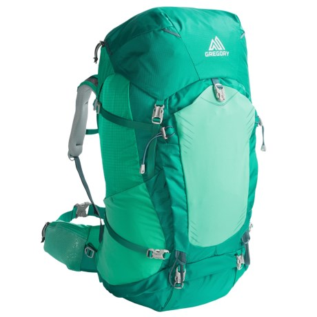 Gregory Jade 53 Backpack (For Women) in Tropic Teal