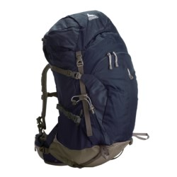 Gregory Jade 60 Backpack - Internal Frame (For Women) in Blue/Berry