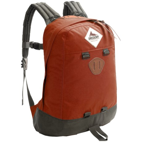 Gregory Kletter 20L Backpack in Rust
