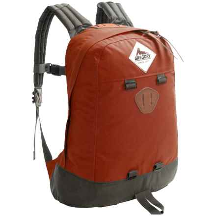 Gregory Kletter Backpack in Rust - Closeouts