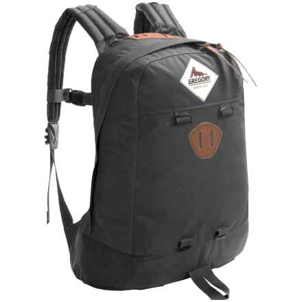 Gregory Kletter Backpack in Trad Black - Closeouts