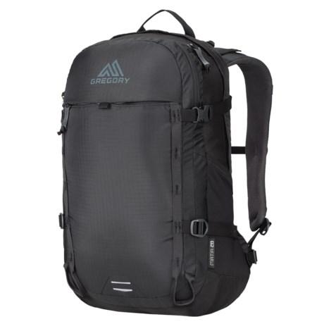 Gregory Matia 28L Backpack - Internal Frame in True Black