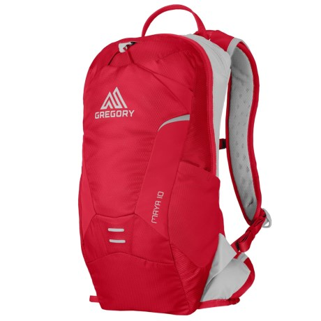 Gregory Maya 10L Backpack (For Women) in Apple Red
