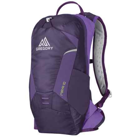 Gregory Maya 10L Backpack (For Women) in Mountain Purple - Closeouts