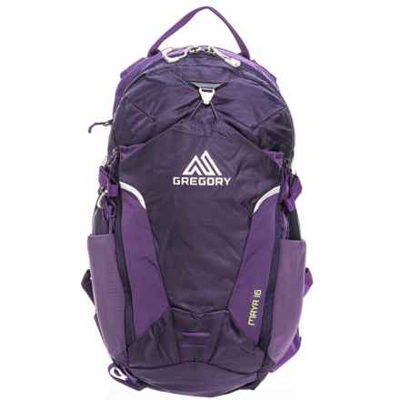 Gregory Maya 16L Backpack (For Women) in Mountain Purple - Closeouts