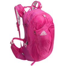 Gregory Maya 22 Backpack (For Women) in Fresh Pink - Closeouts