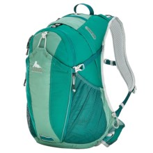 Gregory Maya 22 Backpack (For Women) in Teal Green - Closeouts