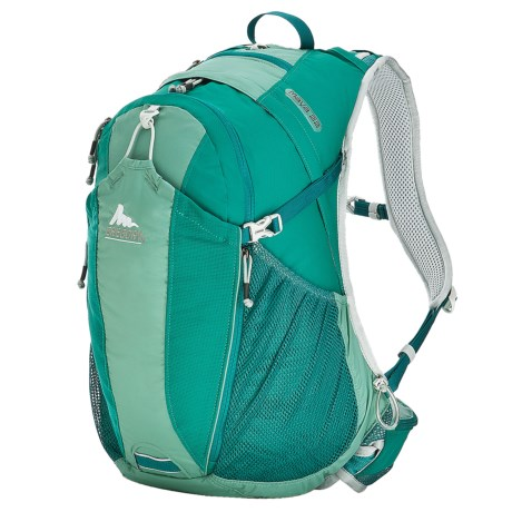 Gregory Maya 22 Backpack (For Women) in Teal Green