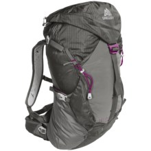 Gregory Maya 42 Backpack - Internal Frame (For Women) in Fog Gray - Closeouts