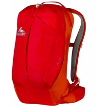 Gregory Miwok 12L Backpack in Tropic Orange - Closeouts