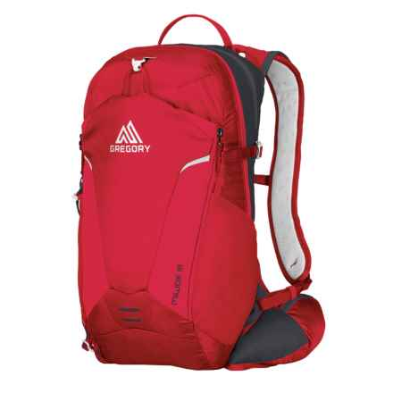 Gregory Miwok 18L Backpack in Spark Red - Closeouts