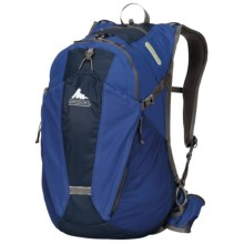Gregory Miwok 22 Backpack in Cobalt Blue - Closeouts