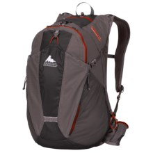 Gregory Miwok 22 Backpack in Iron Grey - Closeouts