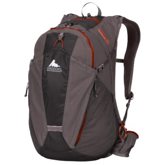 Gregory Miwok 22 Backpack in Iron Grey