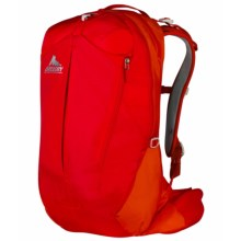 Gregory Miwok 24L Backpack in Tropic Orange - Closeouts
