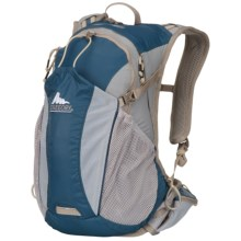 Gregory Navarino 12 Backpack (For Women) in Moulin Blue - Closeouts