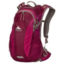 Gregory Navarino 12 Backpack (For Women) in Pomegranate Pink - Closeouts