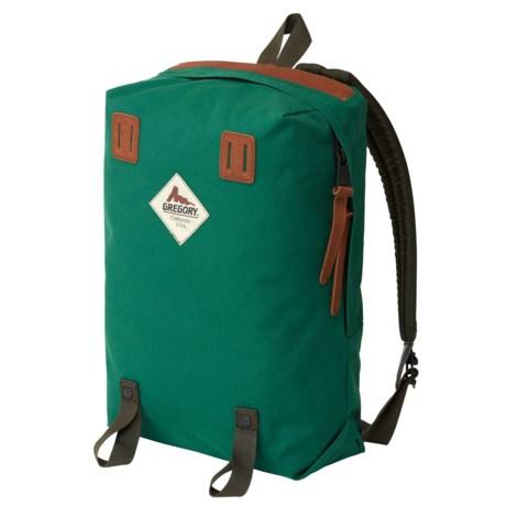 Gregory Offshore 16L Daypack in Vintage Green