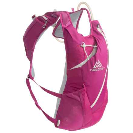 Gregory Pace 5 Hydration Pack - 70 fl.oz. (For Women) in Fresh Pink - Closeouts