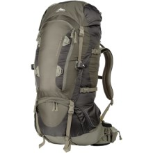 Gregory Palisade 80L Backpack - Internal Frame in Iron Gray - Closeouts
