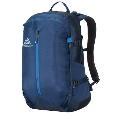 Gregory Patos 28L Backpack - Internal Frame in Harbor Blue