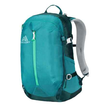 Gregory Patos 28L Backpack - Internal Frame in Juniper Green - Closeouts