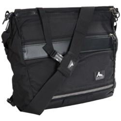 Gregory Reflex Shoulder Bag - 11.5L in Asphalt Black