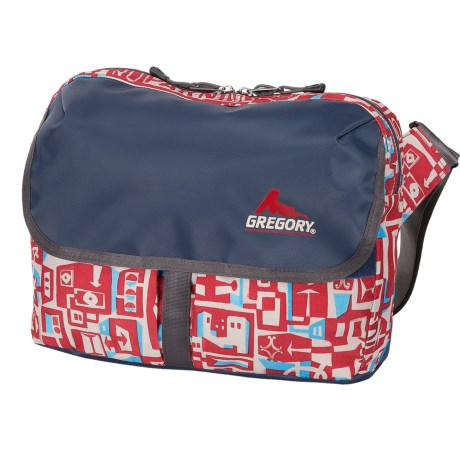 Gregory RPM Shoulder Bag - 12L in Barnclo Cityscape