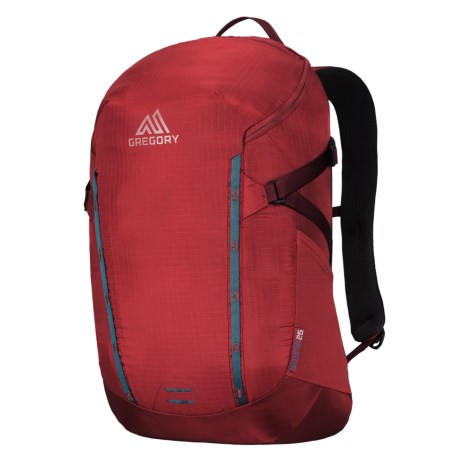 Gregory Satuma 26L Backpack in Crimson Red