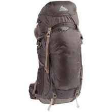 Gregory Savant 38 Backpack - Internal Frame in Thundercloud Black - Closeouts