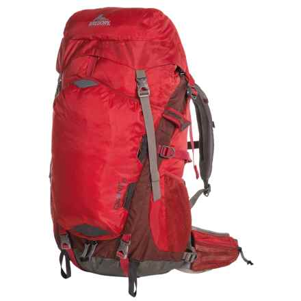 Gregory Savant 48 Backpack in Cinder Cone Red - Closeouts