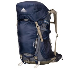 Gregory Savant 48 Backpack - Internal Frame in Indigo Blue - Closeouts