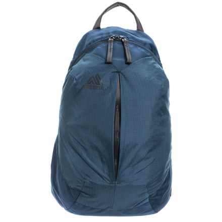 be1ceb570d7 Gregory Sketch 15 Backpack - Hydration Compatible in Indigo Blue - Closeouts