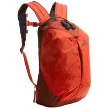 Gregory Sketch 15 Backpack - Hydration Compatible in Radiant Orange - Closeouts