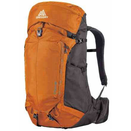 Gregory Stout 45 Backpack in Maple Orange - Closeouts