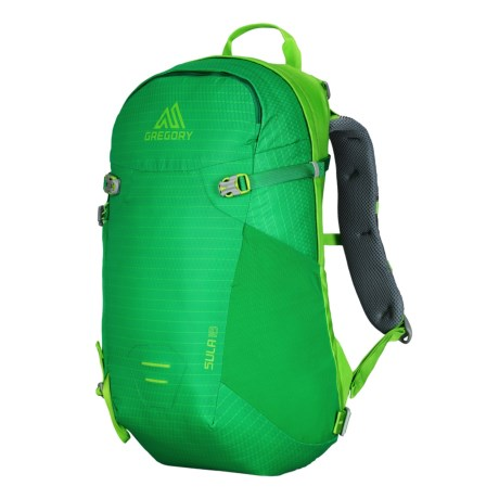 Gregory Sula 18L Backpack - Internal Frame (For Women) in Bright Green