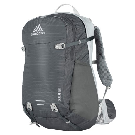 Gregory Sula 28L Backpack - Internal Frame (For Women) in Dove Grey
